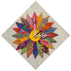 Quilt in a Clock Kit