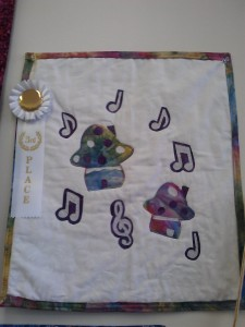 Judges/Shop Choice - 2014/2015 Winter Mystery Bag Challenge (whimsical) - Kerry Creswell