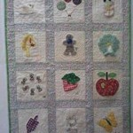 Vintage Quilt Remade