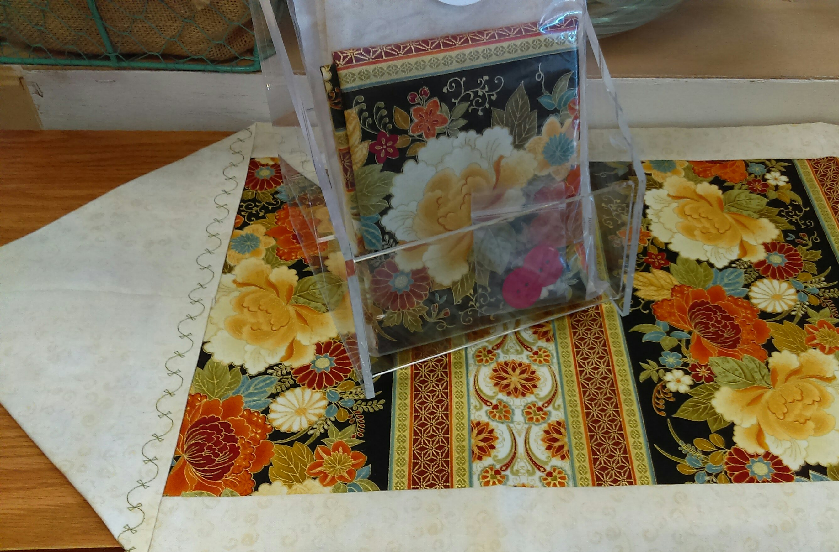 10 Minute Table runner - Class ONLY