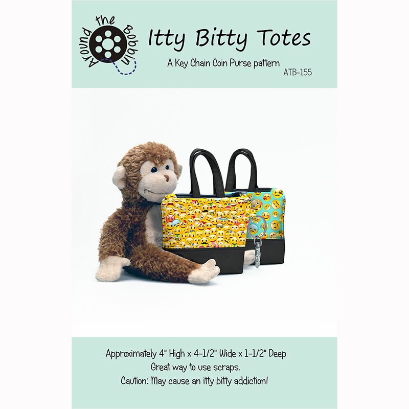 Itty Bitty Tote Pattern