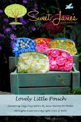 Sweet Janes Lovely Little Pouches Pattern