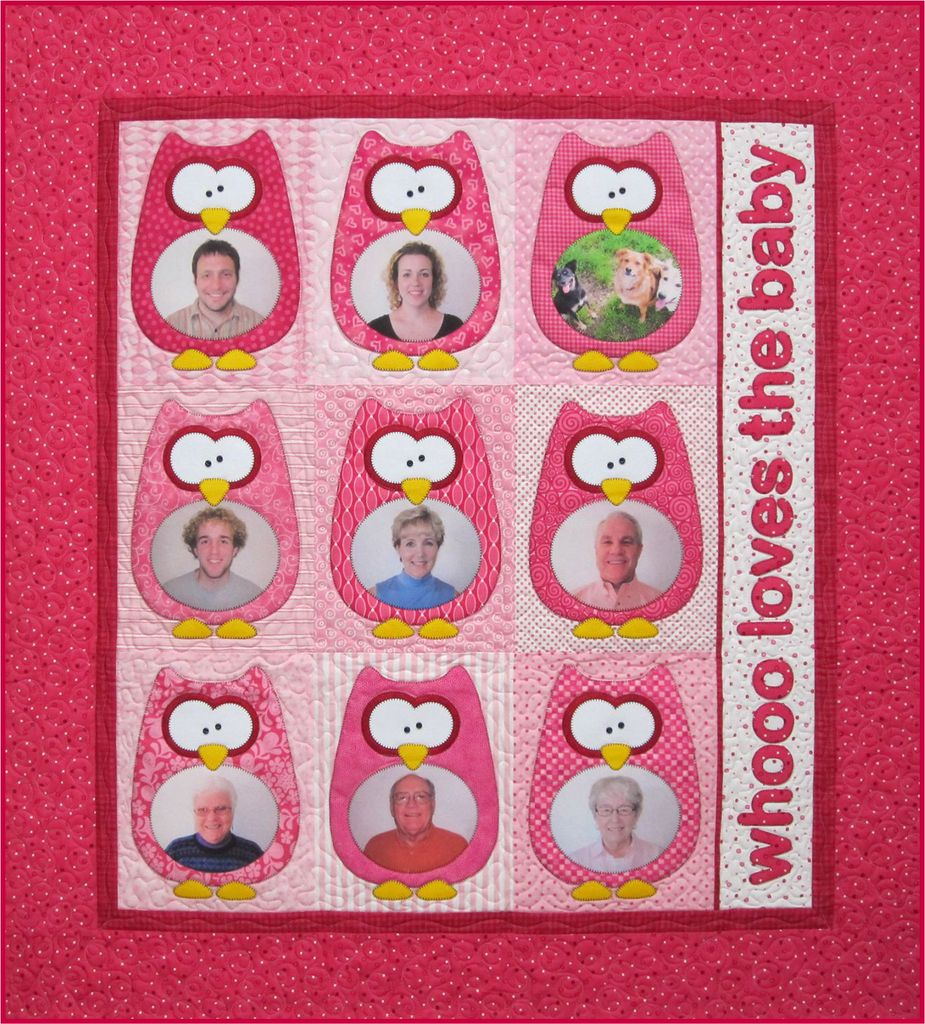 The Hoots Pattern By Amy Bradley (**Download only**)