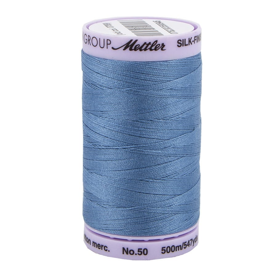 Mettler Cotton Large Spools (547 Y) 4 Pack - Mystery colors