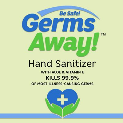 HAND SANITIZER (8 OZ bottle)