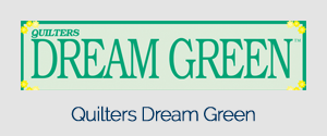 Quilters Dream Batting Dream Green 100% Recycled