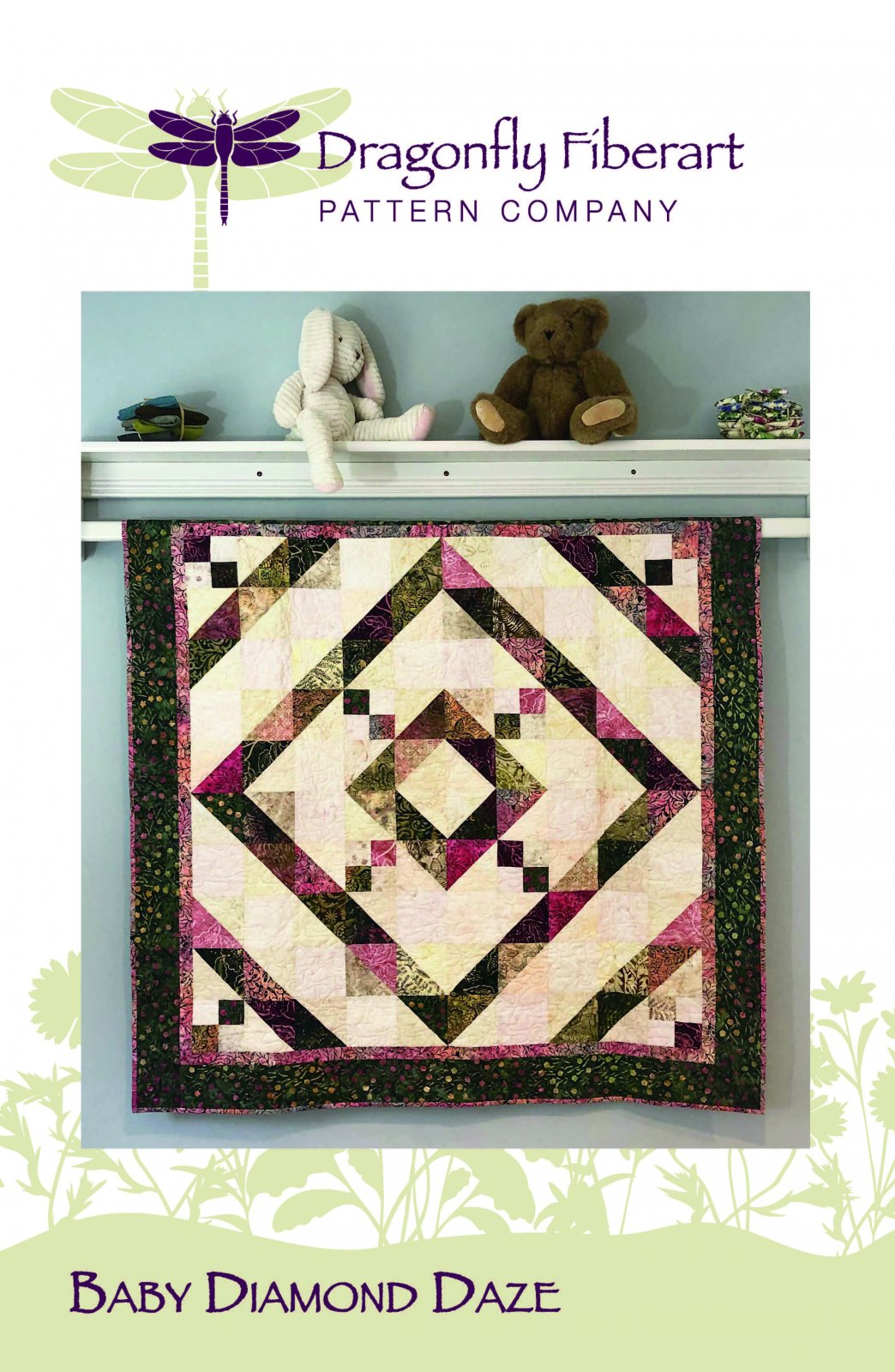 Baby Diamond Daze Pattern
