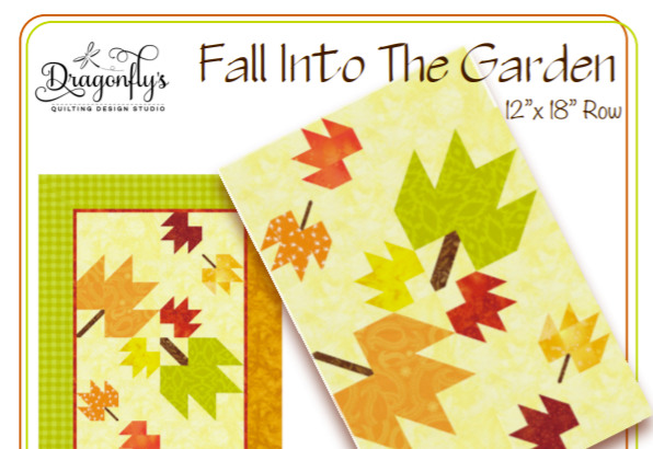 Fall into the Garden KIT