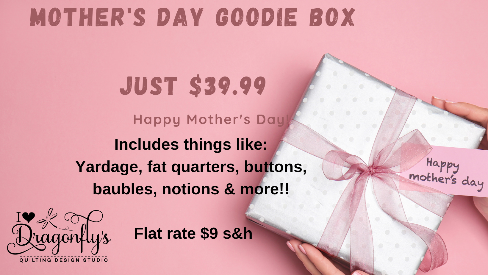 Mother's Day Good Box
